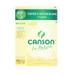 Canson C à GRAIN, Grain Fin 224g/m², pochette - 29,7 x 42 cm (A3)