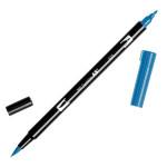 Feutre double pointe ABT Dual Brush Pen - 535 - Bleu cobalt