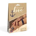 Kit bijoux porte-bonheur Live
