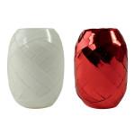 Bolduc rouge / blanc 10 m