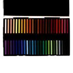 Coffret de 48 pastels sec carrés Conté