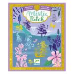 Activité collage Artistic patch Fairyland
