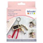 Kit Porte-clés DIY Maman