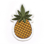 Ecusson thermocollant Ananas