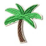 Ecusson thermocollant Palmier