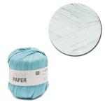 Creative Paper - Papier à crocheter - Menthe - 55 m