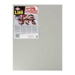 Plaque de lino 40,6 x 30,5 cm ep. 3,2 mm