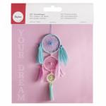 Attrape-rêve en Kit 14 x 41 cm Pastel