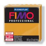Pâte polymère Fimo Pro 85 g - 17 - Ocre