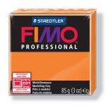 Pâte polymère Fimo Pro 85 g - 4 - Orange