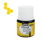 Peinture pour verre Vitrail 45 ml - 14 - Jaune
