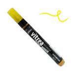 Feutre peinture Vitrea 160 pointe normale - Jaune