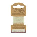 Fil de tissage pour bracelets Wrapit™ Loom - beige