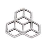Pendentif Hexagones 30 mm