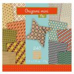 Papier origami thème Pop 240 feuilles 7,5 x 7,5 cm - 70 g/m²