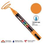 Marqueur PC-5M pointe conique moyenne - Orange