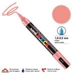 Marqueur PC-5M pointe conique moyenne - Rose clair