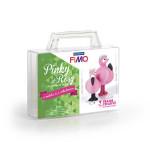 Kit figurine FIMO Pinky et Rosy