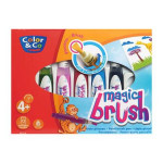 Magic Brush - Assortiments de 6 stylos pinceaux