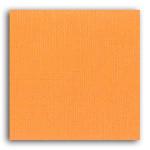 Papier Uni 30,5 x 30,5 cm - Orange