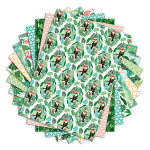 Bloc de papier imprimé Color Factory A4 Jungle 48 feuilles