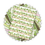 Bloc de papier imprimé Color Factory A4 Oh my green 48 feuilles