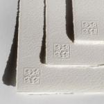 Feuille de papier Aquarelle 56 x 76 cm Grain Torchon 300 g/m²
