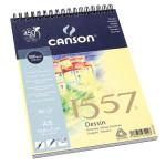 CANSON 1557 180G ALBUM 30F A5