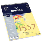CANSON 1557 180G ALBUM 30F A3