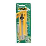 Cutter Green 18 mm rétractable