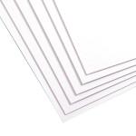 Pochette de 25 feuilles esquisse Ingres 50 x 65cm 80g/m²