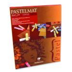 Bloc de papier pastel Pastelmat 4 teintes 360 g/m² - 18 x 24 cm