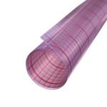 Polyphane transparent 1 x 1.20 m épaisseur 30/100ème