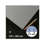 Plaque de métal déployé motif 1,5 mm