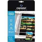 Papier photo mat Performance A4 - 180 g/m² - 50 feuilles