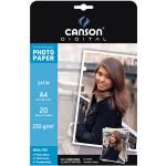 Papier photo satiné Performance A4 - 210 g/m² - 20 feuilles
