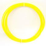Filament jaune en plastique ABS pour stylo 3Dbrush