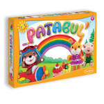 Pâte à modeler Patabul' Coffret 6 couleurs