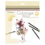 Carnet de coloriage Collector par Emmanuelle Colin