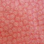 Papier Lokta 50 x 75 cm Rouge & Blanc 13