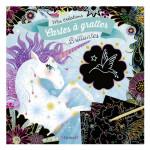 Pochette Mes créations : Carte à gratter Brillantes