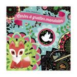 Pochette Mes créations : Cartes à gratter Mandalas