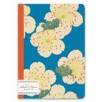 Mini-cahier pages blanches 12 x 17 cm 100 g/m² 64p Yoko