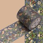 Masking Tape x Artist William Morris Framboisier 50 mm x 10 m