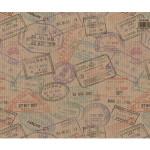 Papier Italien 50 x 70 cm 85 g/m² Visas