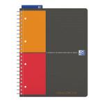 Cahier Managerbook A4+ réglure projet 160 p