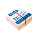 Bloc-notes adhésives Neon 50 x 50 mm 250 pcs