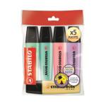 Surligneur BOSS pastel - 5 couleurs