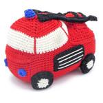 Crochet Kit camion de pompier