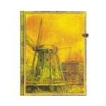 Carnet Rembrandt Le Moulin 18 x 23 cm 120 g/m² 144 p